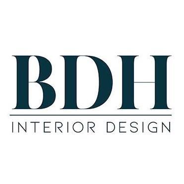 BDH Interior Design logo square