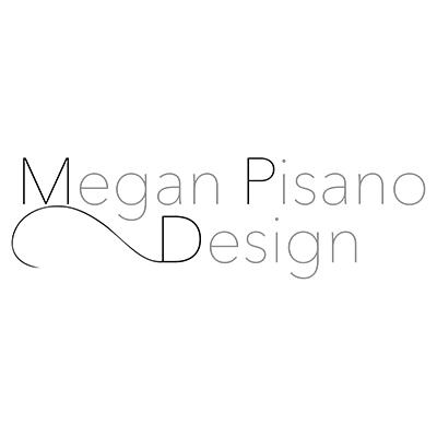 Megan Pisano Design logo