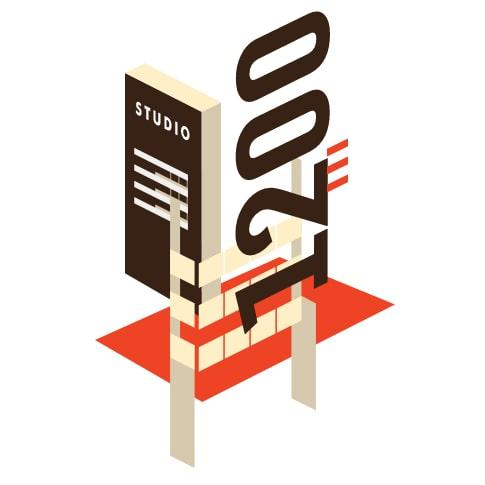 Studio 1200 logo