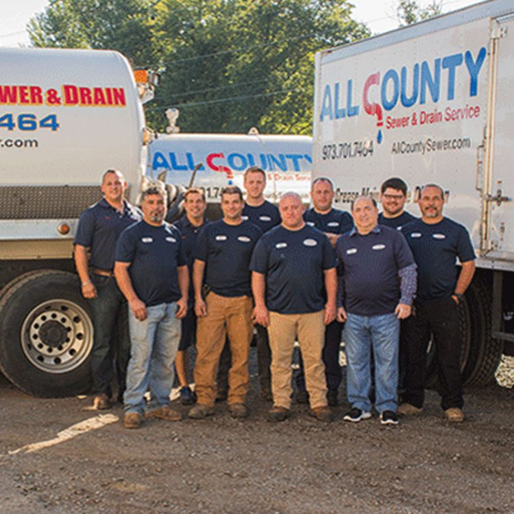 All County Sewer and Drain Service logo