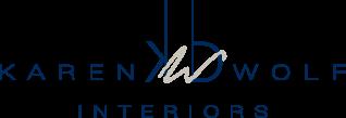 Karen B Wolf Interiors logo
