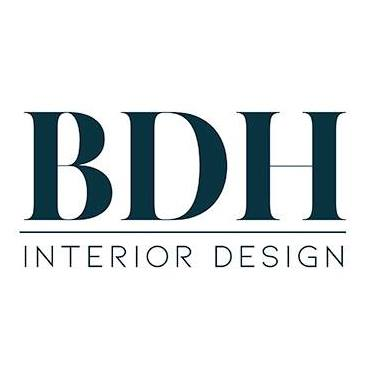 BDH Interior Design logo square