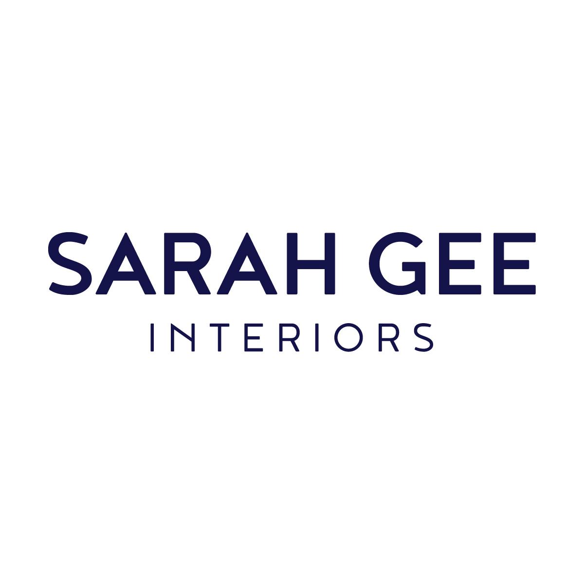 Sarah Gee Interiors logo