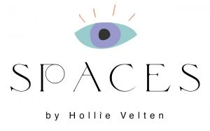 Spaces by Hollie Velten logo