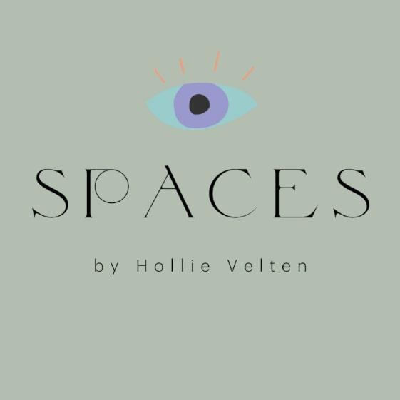 Spaces by Hollie Velten logo