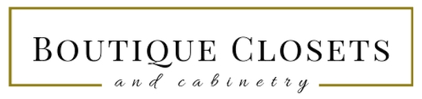 Boutique Closets and Cabinetry logo