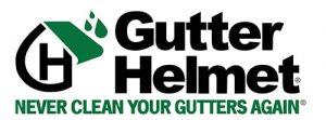 Gutter Helmet logo