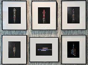 Brian Rumbolo art installation